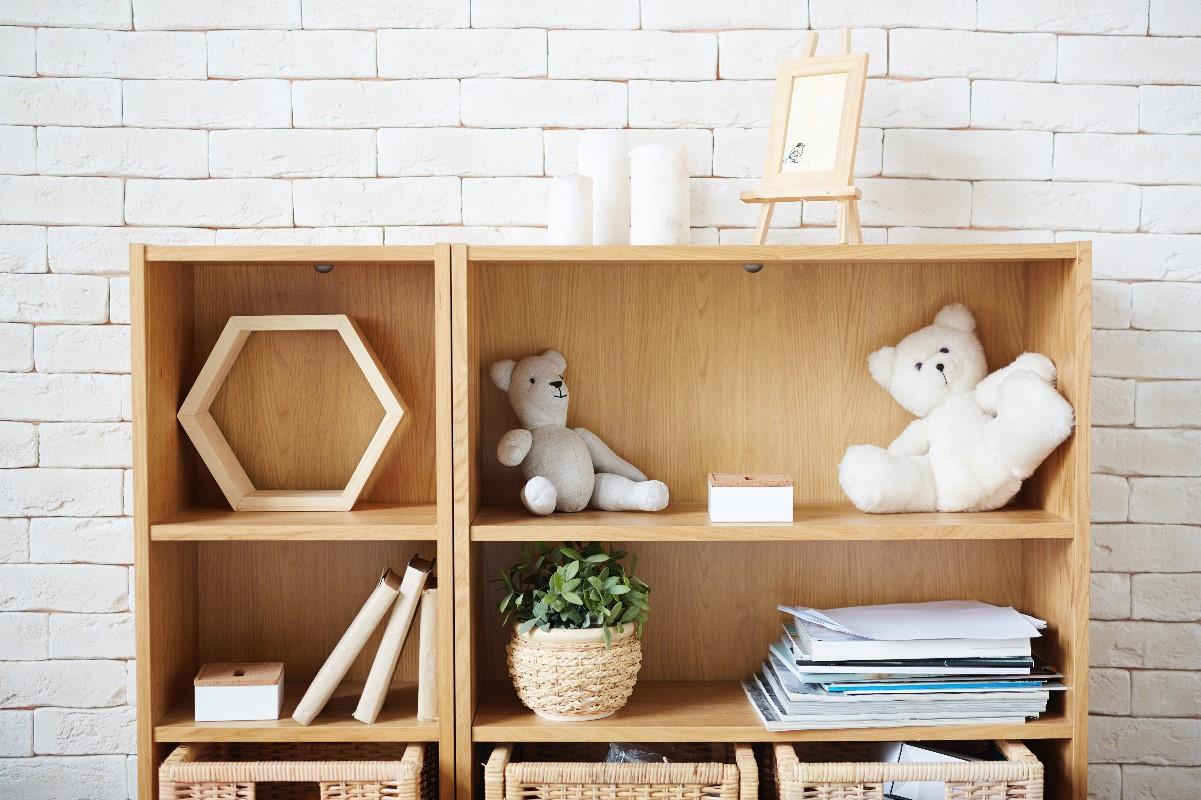 Jak przechowywać zabawki w pokoju dziecięcym?