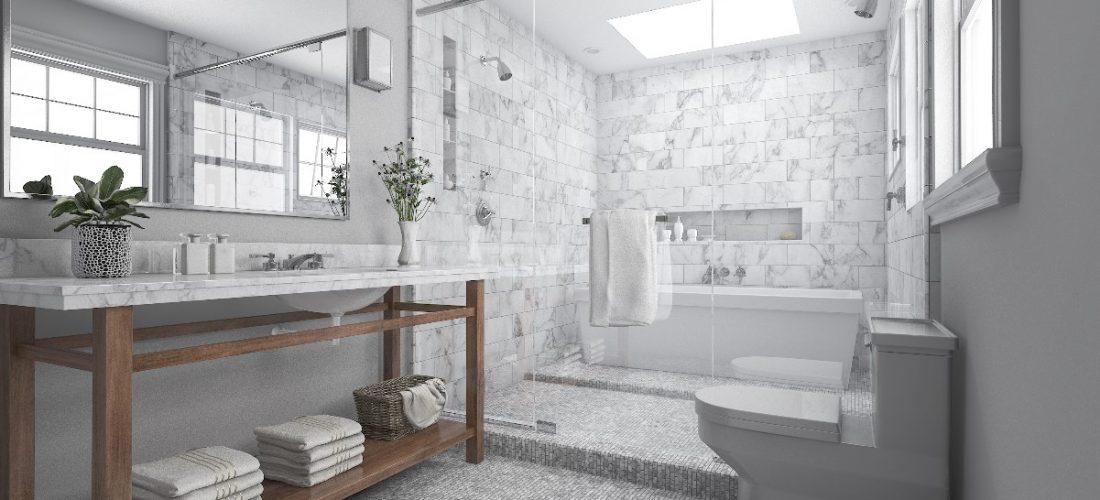 Oświetlenie w łazience a bezpieczeństwo – zwróć na to uwagę!