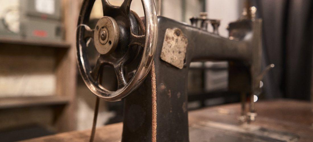 Jak wykorzystać starą maszynę do szycia?