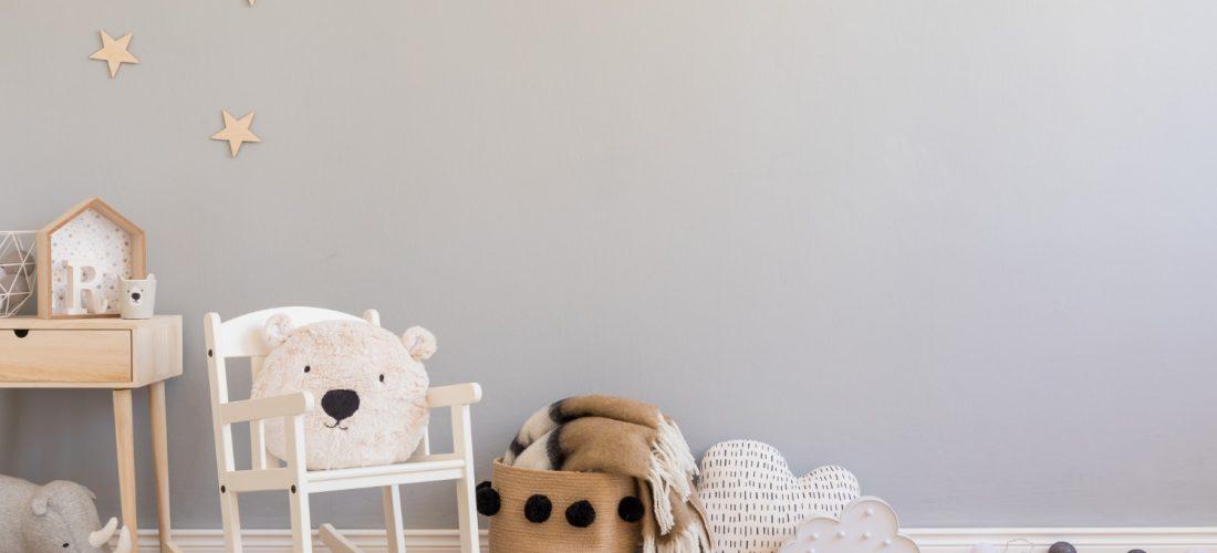 Jak przygotować pokój dla niemowlaka tanim kosztem?