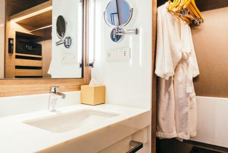 Niedrogie, ale praktyczne akcesoria łazienkowe