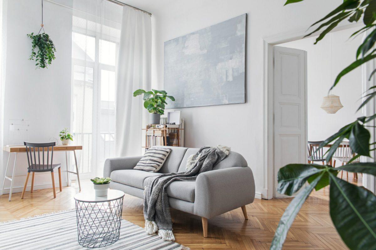 Pomysły na małe mieszkanie prosto z IKEA