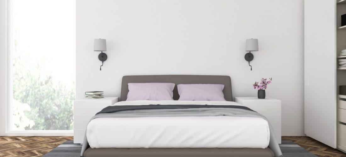 Jak za niewielkie pieniądze urządzić sypialnię?
