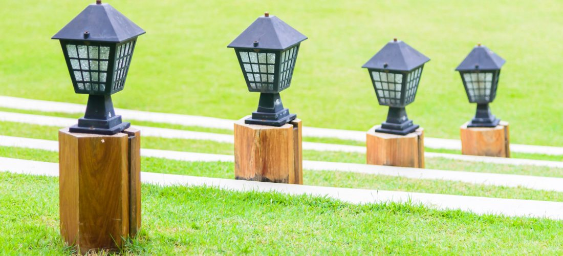 Tanie oświetlenie ogrodowe – jakie wybrać?